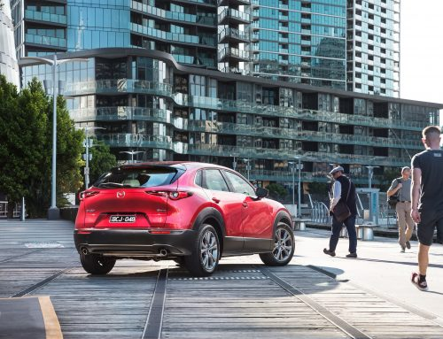 Mazda sets even Higher Benchmark with new CX-30 SUV