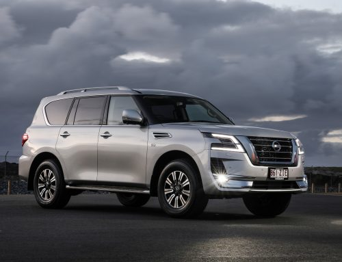 2020 Nissan Patrol Ti-L: Comfortable Off Roader