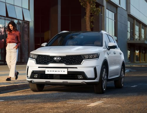 Kia's All New Sorento Weeks Away From Launch