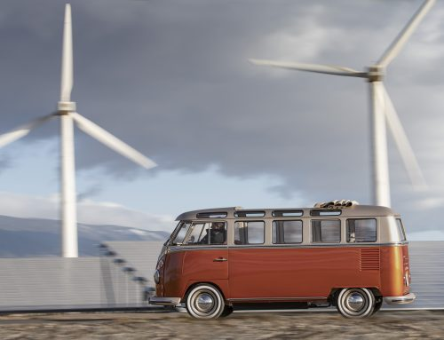 VW 1966 T1 Conversion: 2020 e-BULLI electric Kombi