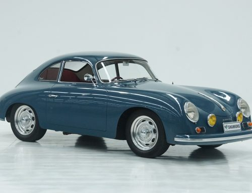 Exotic Classic Porsche for Auction at Shannons
