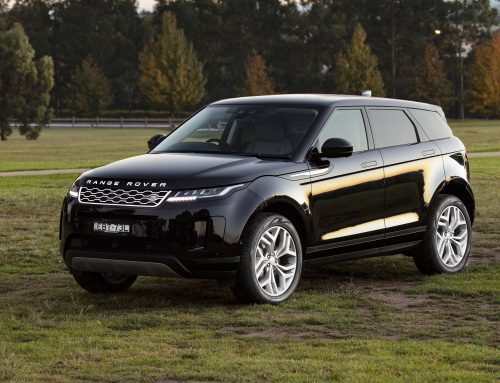 2020 Range Rover Evoque P250 R-Dynamic S VIDEO REVIEW