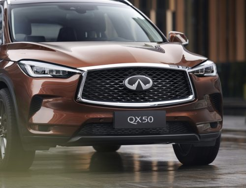 Infiniti Auto Pilot for Chinese Buyers