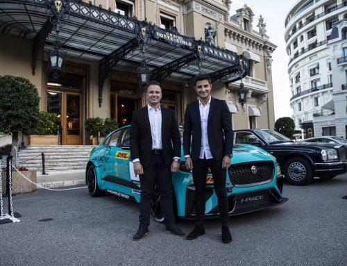 Jaguar RE:CHARGE Simon and Mitch Evans e-Trophy Podcast