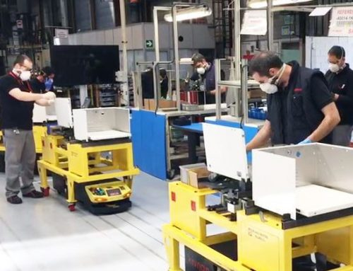 Nissan Converts Factory to Manufacture Ventilators