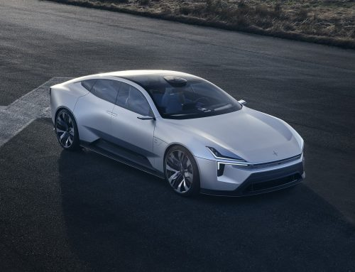 Polestar Precept Concept Car in Pictures
