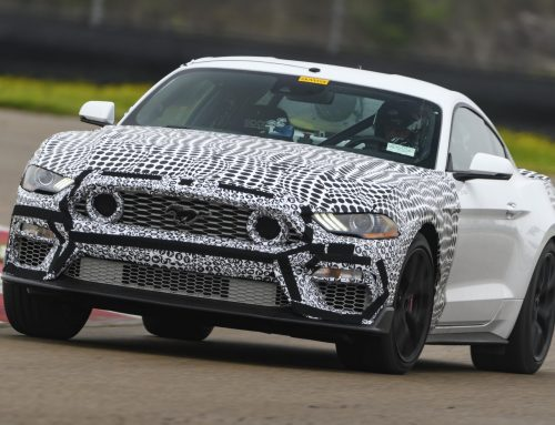 Ford Mustang Makes a Comeback for Ford USA
