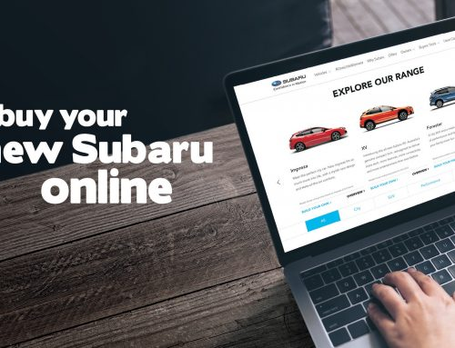 Subaru Launches News Free Car Delivery and Service Collection