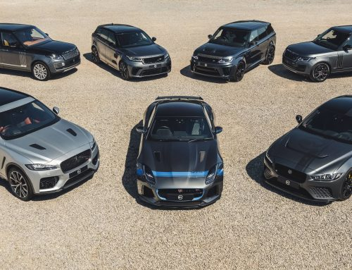 Jaguar Land Rover Increases High Powered SVO Sales