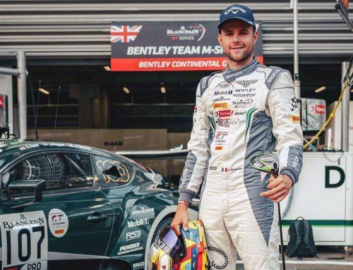 Bentley Motor Sport and it's Handsome Drivers
