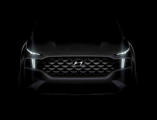 Hyundai Releases All New Santa Fe Teaser Images