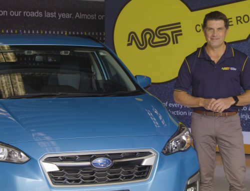 Australian Road Safety Foundation (ARSF) and Subaru Australia