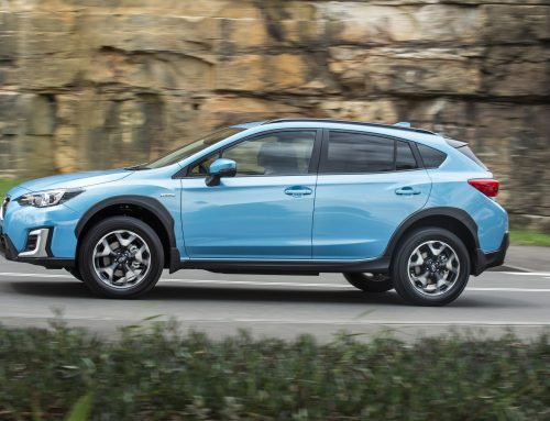 2020 Subaru XV Hybrid Video Review