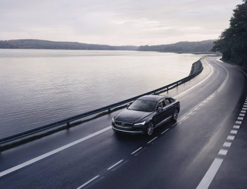 All News Volvos Limited to 112mph