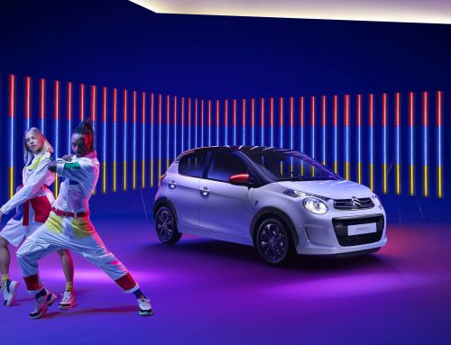New Citroen C1 released in UK