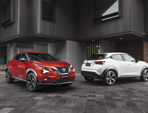 All New Nissan Juke in Showrooms from June 2020