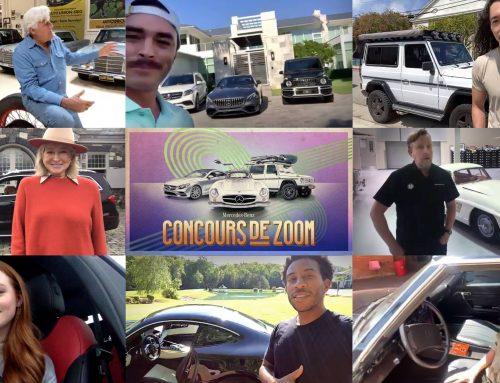 Mercedes Benz Online Concours