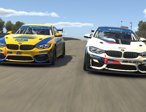 Virtual Debut BMW M4 GT4