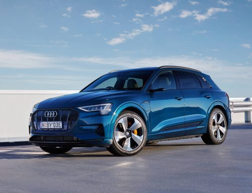 Electric E-Tron Audi mModels Bound for Australia
