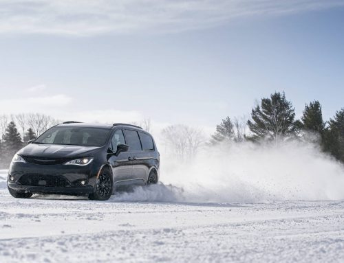 Chrysler USA Launches Updated Pacifica AWD