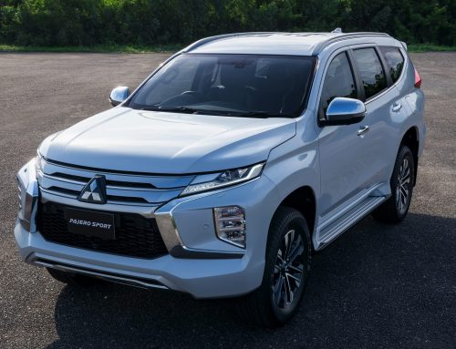 2020 Mitsubishi Pajero Sport Exceed review in the DUNES