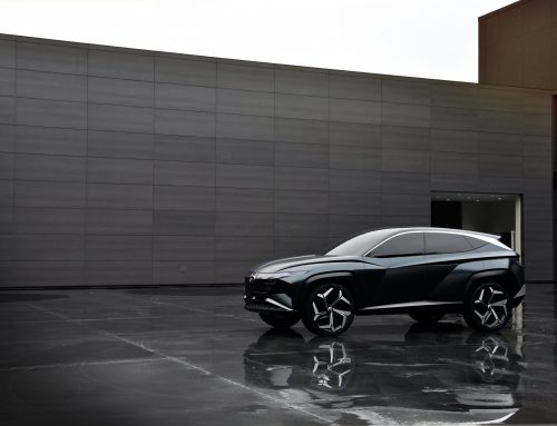 Hyundai Vision T Concept: A look into the Future