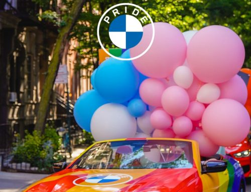 BMW USA Collaborates on Gay Pride Month