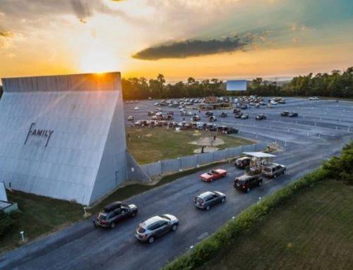 US Drive-In Theatre Covid Boom
