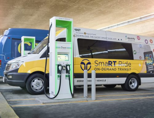 Could Sacremento's GreenPower EV Star shuttles Work Everywhere?