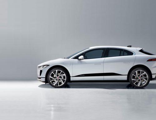 Jaguar I-Pace: Now a Smarter Charging Luxury EV