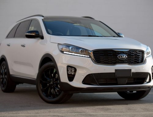 2020 Kia Sorento Sport BLACK Edition is Delicious