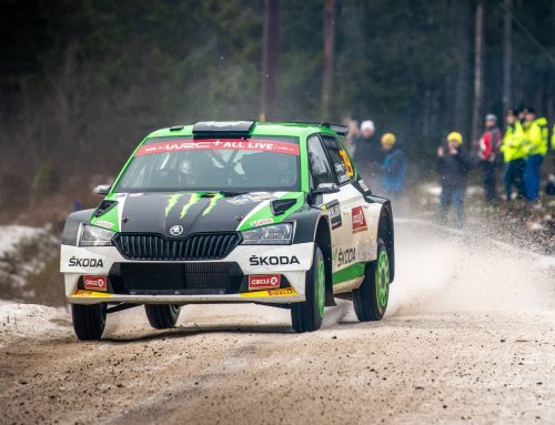 Skoda Technology in Motorsport