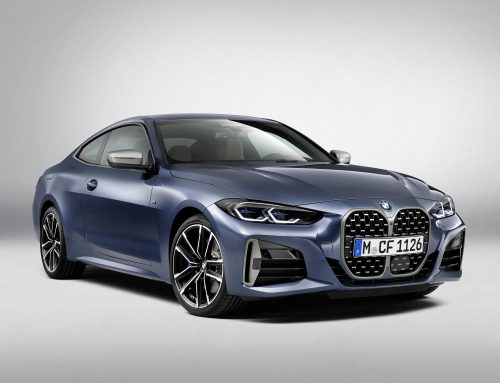 BMW 4 Series Coupe here late 2020