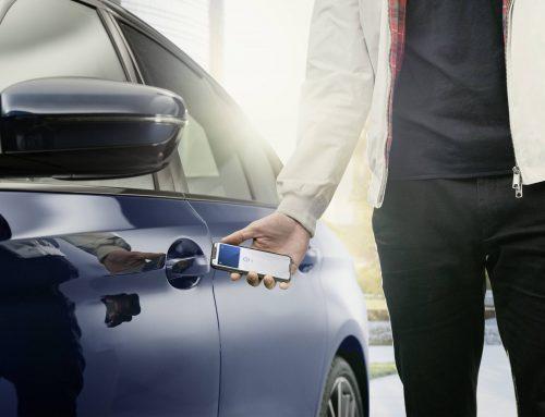 BMW to Introduce Iphone Fully Digital Car Key