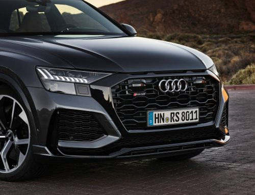 Audi RS Q8 SUV Supercar Arrives in Australia