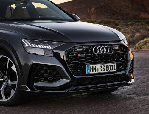 Audi RS Q8 SUV Supercar Arrives in Australia