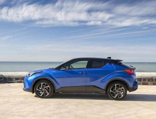 We Drive Toyota's Cute 2020 C-HR Koba Hybrid