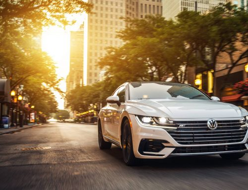 VW Shows the 5 Coolest Things about Their Arteon Uber Cruiser