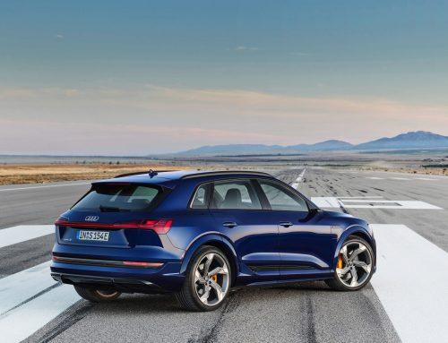 New 2021 Audi E-tron