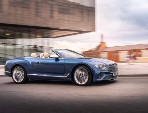 Bentley: Continental Gt Mulliner Convertible's St Tropez Debut