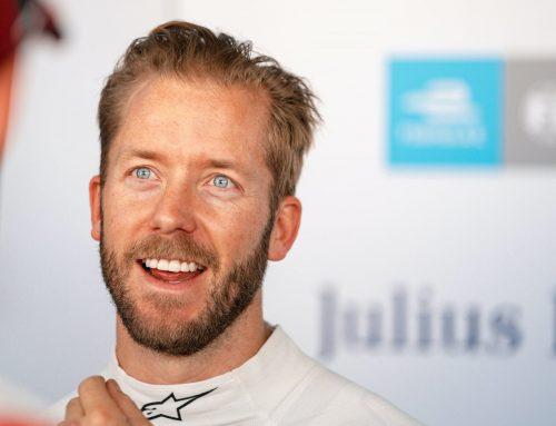 Sexy Sam Bird Joins Jaguar Racing: Formula E
