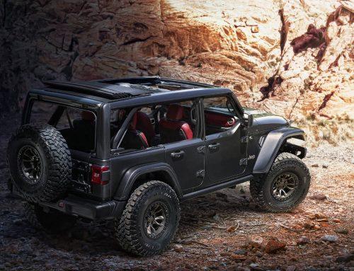 Jeep Wrangler V8 Rubicon 6.4L