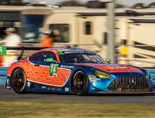 Mercedes AMG – SRO GT World Challenge America – Daytona