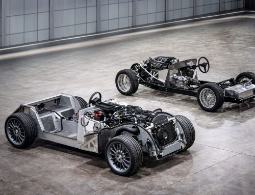 Malvern: Last-Ever Steel Chassis Morgan Rolls Off The Line