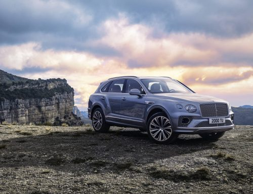 All New Bentley Bentayga Super-Luxury SUV