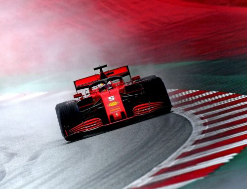 Leclerc, Vettel –  First Ever Styrian Grand Prix