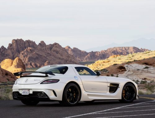 Mercedes Benz Black Series Retrospective