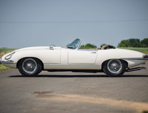 Silverstone Auction – 2 x 1961 Jaguar E-Types for Sale