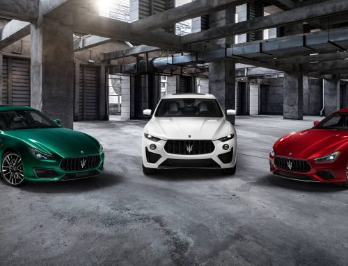 Maserati Launches Trofeo Collection