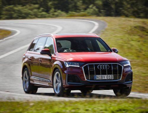 We Drive the 2020 Audi Q7 QUATTRO S-Line 50DTI